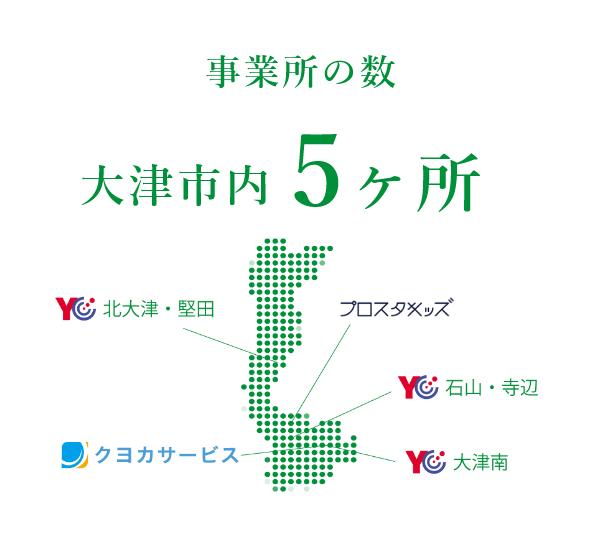 株式会社ワイ・エス・メディア 大津 新聞配達  新聞販売 事業所